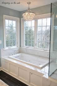 Bathroom Ceiling Light Ideas by Top 25 Best Bathroom Chandelier Ideas On Pinterest Master Bath