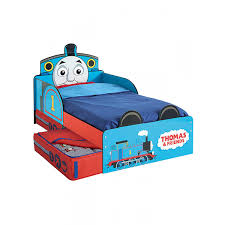 thomas tank engine toddler bed with storage