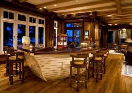 traditional home interior design unique traditional home bar with nautical theme home bars
