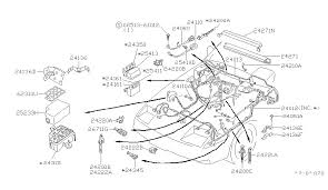 wiring for 1987 nissan 300zx nissan parts deal
