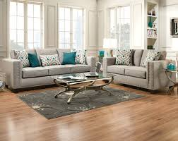 love the sofa and love seat but nothing else decorating