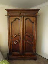 Ethan Allen Computer Armoire Ethan Allen Solid Wood Home And Garden Furniture Ebay