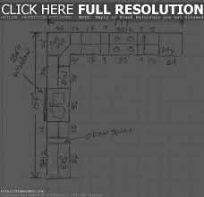 kitchen cabinet floor plans kitchen design ideas