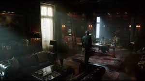 Wayne Manor Floor Plan A Look At Gotham Season 2 Episode 2 U201crise Of The Villains