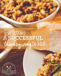 how to plan a successful thanksgiving dinner welcome to the