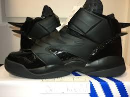 porsche design shoes p5000 adidas jeremy scott black wings 3 batman dark knight rare vitality