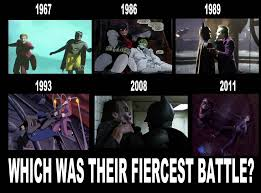 Batman Joker Meme - batman and joker s fiercest battles by jcdelete22 on deviantart
