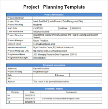 Excel Project Management Templates Free 28 Project Management Plan Template Project Management