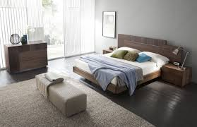 Modern Bedroom Furniture Houston | made in italy wood high end contemporary furniture houston texas