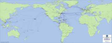Jfk Map Routing Accuracies Of Abc U0027s Pan Am Airliners Net