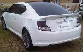 2006 Scion Tc Tail Lights Scion Tc Smoked Tail Lights Car Release And Reviews 2018 2019