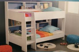 Bunk Bed KING Single With Storage White NEW IN BOX LIMITED STOCK - King single bunk beds