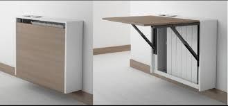 wandklapptisch balkon ideen küchengestaltung kleine räume klapptisch küche