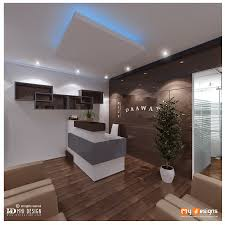captivating 40 office reception designs design decoration of top