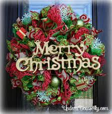 mesh wreaths to make yourselfmesh images