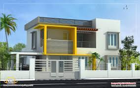 modern home design 2643 sq ft kerala home design and floor plans