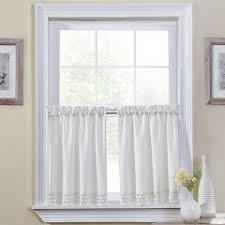 36 Kitchen Curtains by 36 Inch Beige Kitchen Curtains For Window Jcpenney