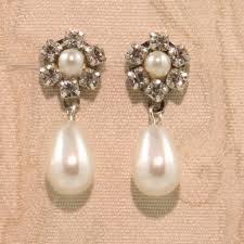 vintage wedding jewelry mylittlebride by efrat davidsohn designs vintage wedding jewelry