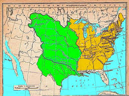 louisiana map in usa historial maps louisiana 1800 1804