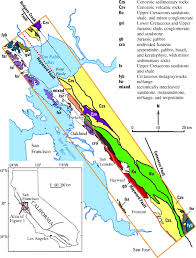 United States Fault Lines Map by Three Dimensional Geologic Map Of The Hayward Fault Northern