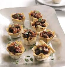 canapes recipe beef olive and canapes recipe simply beef