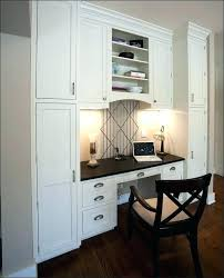 kitchen cabinet desk ideas kitchen computer desk kitchen desk ideas size of kitchen