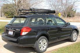 2013 subaru outback lifted steve deb prep a 2008 subaru outback for cross country traveling