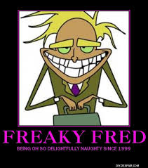 Fred Meme - freaky fred demotivational by lightyearpig on deviantart