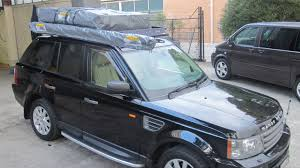 lifted land rover sport range rover roof racks