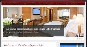 hotel website design responsive web design for hotel websites
