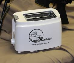Arsenal Toaster Buy Any Armalite Rifle And Get A Free Armalite Toaster