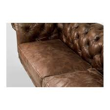 canape chesterfield vintage chesterfield sofa vintage sofa vinatge leather brown cigar