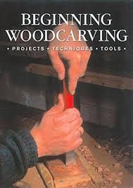 Wood Carving Techniques Tools by Carving Books