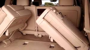 lexus rc backseat 2014 lexus lx 570 seats youtube