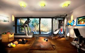 Best Designing A Home Gym Ideas - Home gym interior design