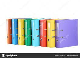 bureau coloré dossiers de bureau coloré photographie 5seconds 152947242