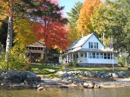 Squam Lake Waterfront Property Waterfront by 4br Cottage Vacation Rental In Bristol New Hampshire 118597