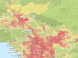 Long Beach Zip Codes Map by New Maps Show Exactly How Polluted Every La U0027hood Is Curbed La