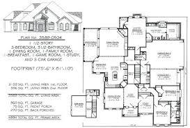 3 bedroom 2 story house plans game room floor plans 3 bedroom 1 2 story house plans pool house