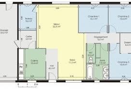 plan de cuisine gratuit pdf maison en bois toit plat