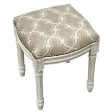 Velvet Vanity Chair Upholstered Vanity Stools