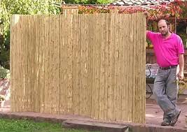Cheap Fences For Backyard Cheap Privacy Fence Ideas Bamboo Fencing Rolls Cheap 300x212