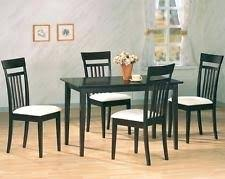 Wildon Home Cabinet Wildon Home Linear Dining Table Antelope Wesley 5 Piece Set In