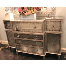 silver leaf dressers home improvement design and decoration