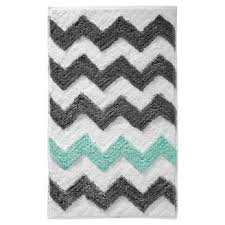 Black White Turquoise Teal Blue by Pink Accent Rugs Target