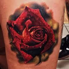 de tatuajes de rosas fotos de tatuajes tatuajes de rosas realistas tendenzias com