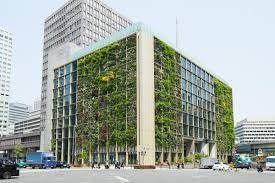Urban Gardening New York Glorious Green Office In Tokyo A Showpiece For Urban Agriculture