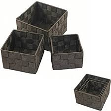 aufbewahrungsbox badezimmer 3er set aufbewahrungsbox badezimmer truhe box korb polypropylen