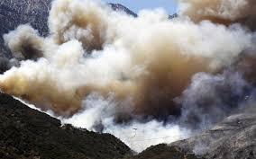 more than 1 500 battle monster california wildfire nbc news