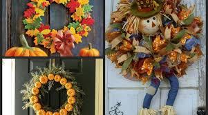 thanksgiving wreath ideas source of modern interior design ideas